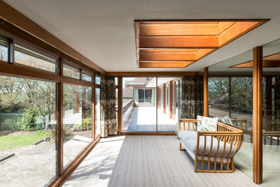 FOR SALE   An #iconic 1960s house inspired by the residences of #Frank...