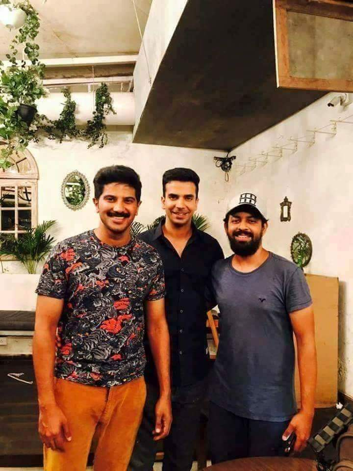 #Solo | Location Click..    #Dulquer | #BejoyNambiar   @dulQuer  @nambiarbejoy  @KeralaBO1  @Dulquer_FC @VRFridayMatinee<br>http://pic.twitter.com/FJBe06PnkA