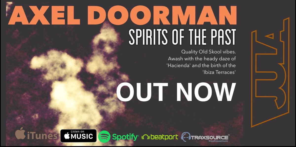 On FULL release today... @AxelDoorman - Spirits Of The Past  iTunes #Techno #ElectronicMusic   https:// itun.es/gb/ZRnCjb  &nbsp;  <br>http://pic.twitter.com/8WePPzX1WQ