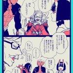 カルデア悪人会議※新宿弓ネタバレ少し匂わせ注意 pic.twitter.com/ic7aIMsK5X