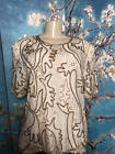 ◔⌂ #LAURENCE #KAZAR L IVORY GOLD/SILVER #METALLIC BEADED SILK LINED SHORT SL... Going fast  http:// ebay.to/2sNn7jZ  &nbsp;  <br>http://pic.twitter.com/Vgb16OrkqS