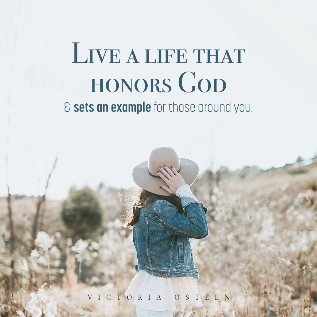 When you recognize your importance in this world, you are reflecting the value God has placed in you. victoria.osteen.co/mnwd