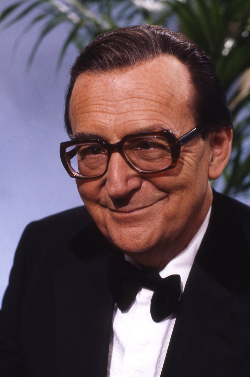 #OnThisDay 1913: Comedian, actor, and presenter Cyril Fletcher was born in Guernsey.