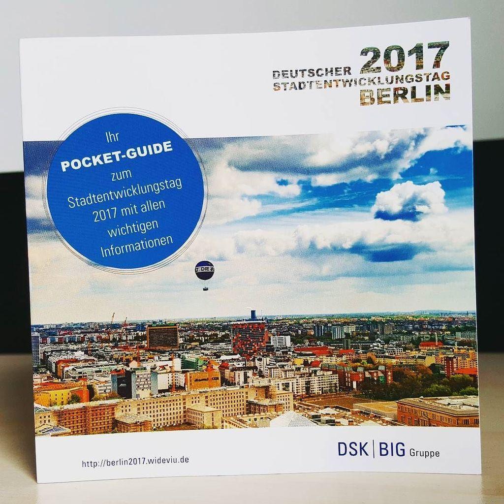 #Stadtentwicklungstag der #DSK in #Berlin  http:// bit.ly/2rYUdBu  &nbsp;  <br>http://pic.twitter.com/rE0zfn9eDC