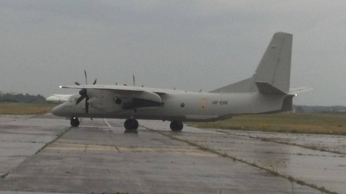 تدشين أول نموذج لطائرة انتونوف 132 صناعة سعودية اوكرانية مشتركة - صفحة 2 DDAirm1XkAEES6C