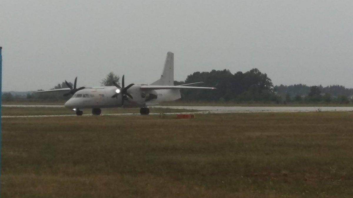 تدشين أول نموذج لطائرة انتونوف 132 صناعة سعودية اوكرانية مشتركة - صفحة 2 DDAirnkW0AAbmy-