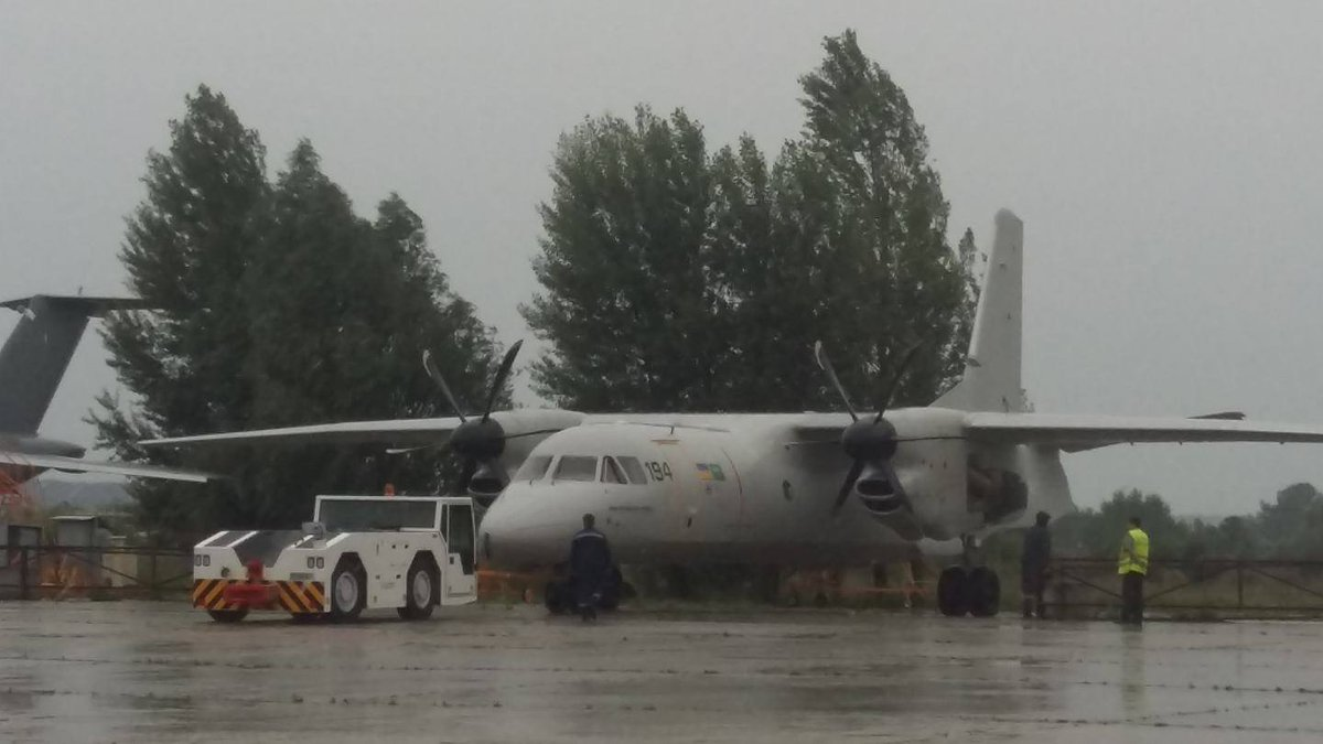 تدشين أول نموذج لطائرة انتونوف 132 صناعة سعودية اوكرانية مشتركة - صفحة 2 DDAirnrXoAA_7NQ