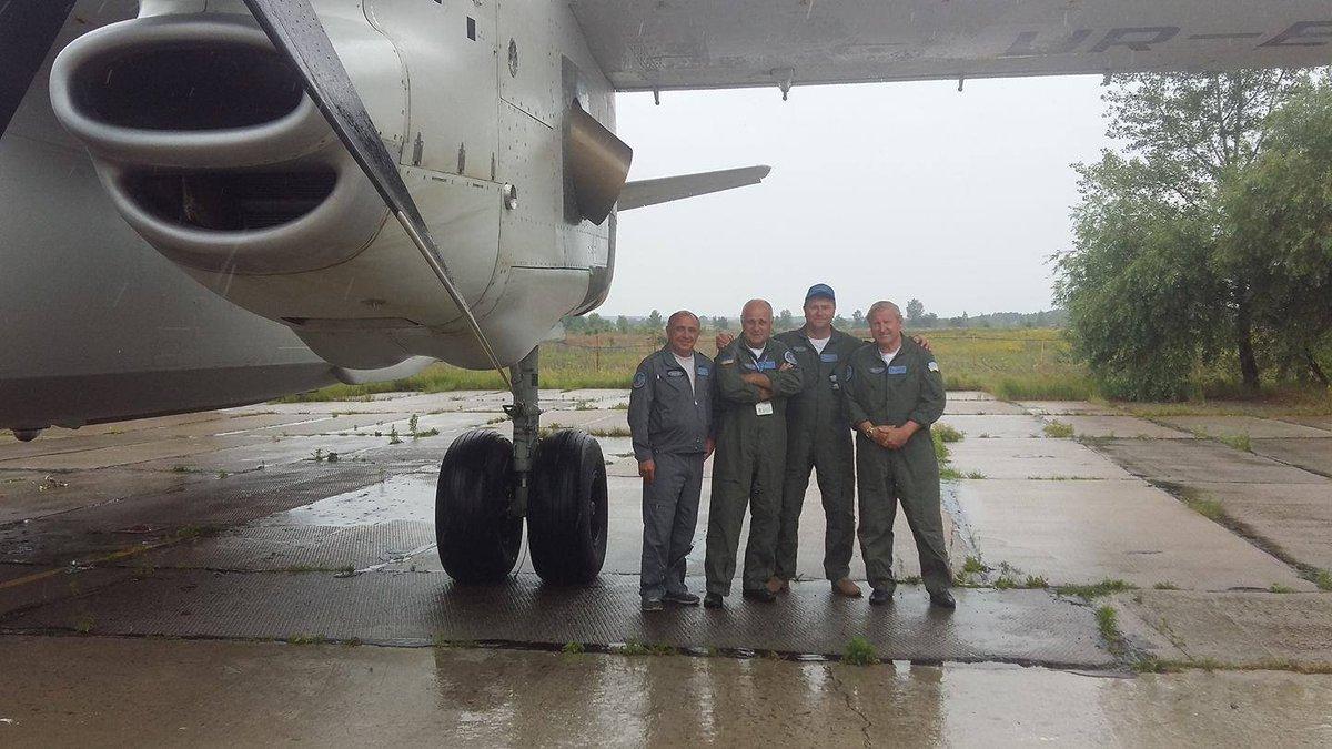تدشين أول نموذج لطائرة انتونوف 132 صناعة سعودية اوكرانية مشتركة - صفحة 2 DDAiroMXkAEOz6q