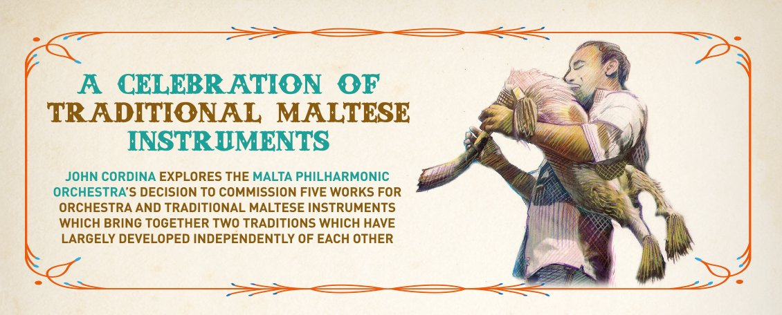 @MaltaPhil commission 5 works for #orchestra &amp; #traditional Maltese #instruments @MaltaArtsFest @SigmundMifsud @ArtsCouncilMLT @AttardToni<br>http://pic.twitter.com/0paGS64gM6