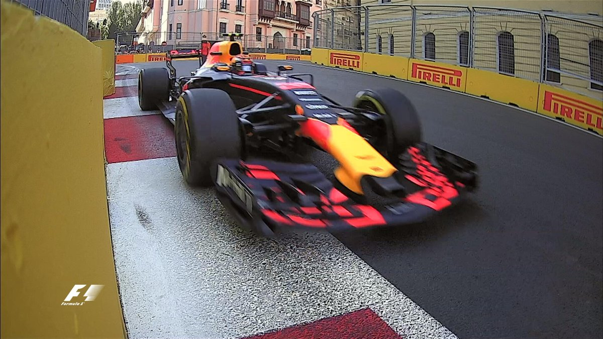 F1, Baku: Red Bull più veloci, Vettel terzo