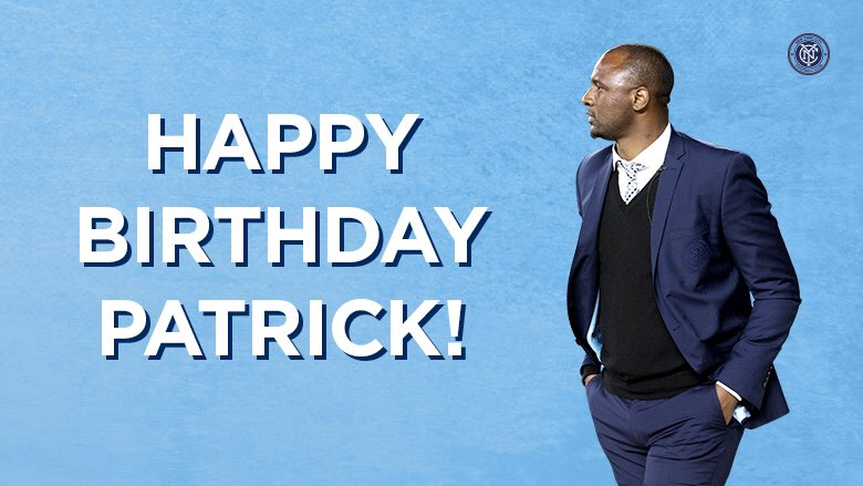 Happy Birthday Boss @OfficialVieira #NYCFC https://t.co/LNo1qDxlf7