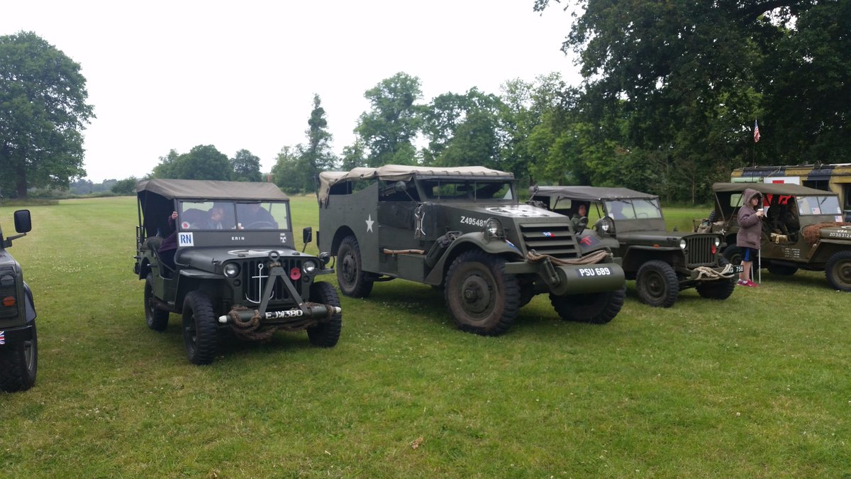 #ArmedForcesDay celebrations we're having #historic&vintage #military #vehicle rally&show at #loseleypark on SUNDAY 25 JULY 9.30-4.30