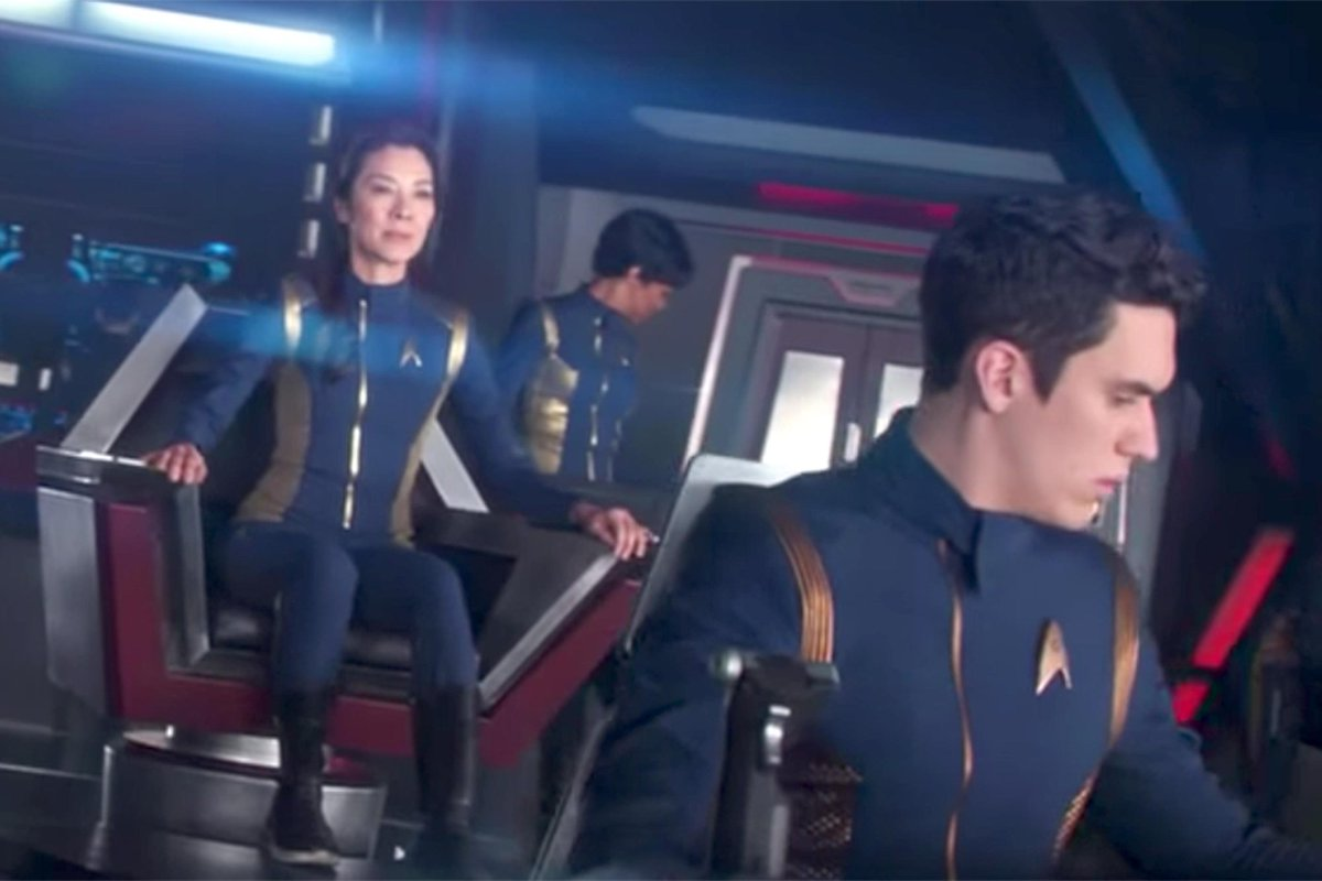 #StarTrekDiscovery to throw out this 51-year-old frustrating Trek rule...