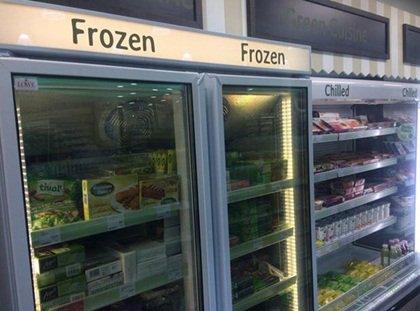 Social media backlash as heatwave causes meltdown of supermarket chillers 🆓 https://t.co/Xhjjb57KDy
