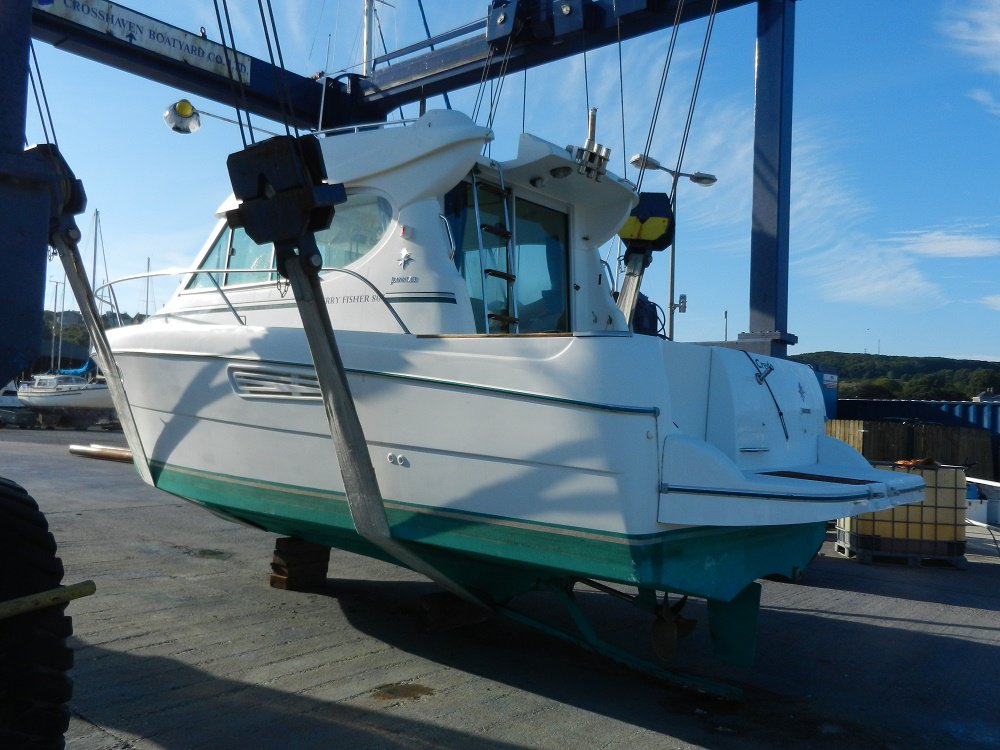 Price Reduction 2005 #Jeanneau #Merry #Fisher 805 now only €36,500 For more details log on to  http:// crosshavenboatyard.com/brokerage-used -boats/power-boats/ &nbsp; … <br>http://pic.twitter.com/oh1piq5LeU