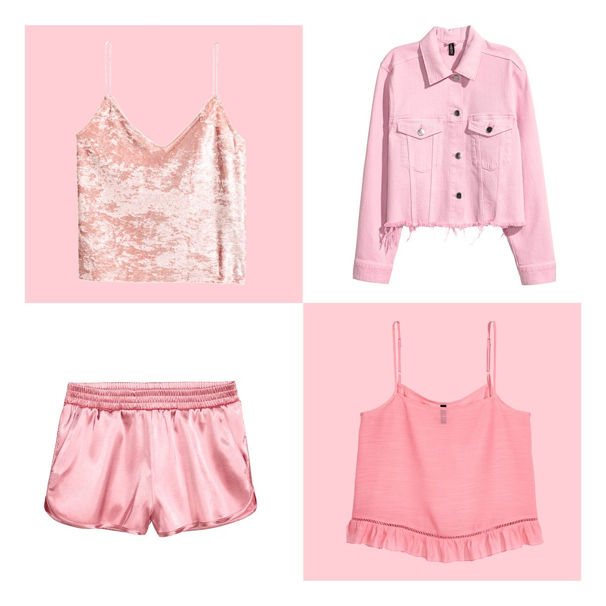 You&#39;re not fully dressed until you wear pink!   http:// hm.info/18pt1  &nbsp;    #HM  #NationalPinkDay<br>http://pic.twitter.com/zL6yKvjFnX