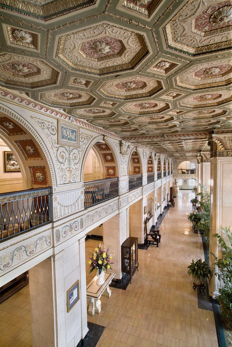 """the brown hotel on twitter: """"visiting #louisville this summer"""