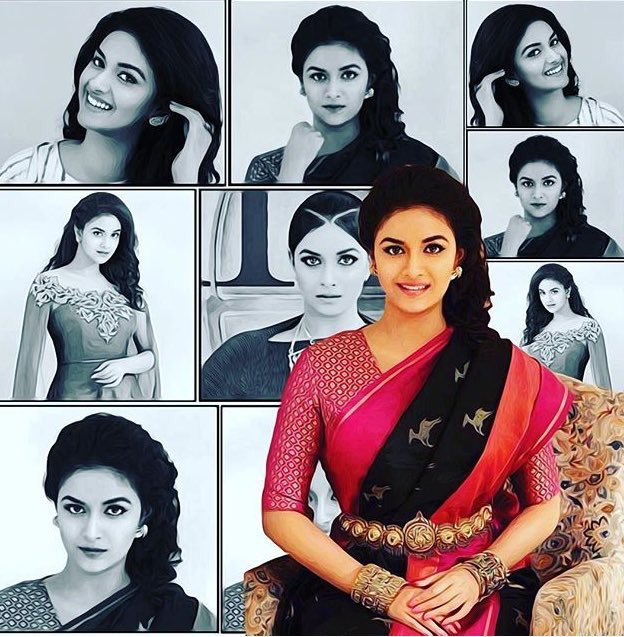 I was just searching for the meaning of #Beauty  And i got the answer !! Its u @KeerthyOfficial <br>http://pic.twitter.com/fSF5yQi1yD