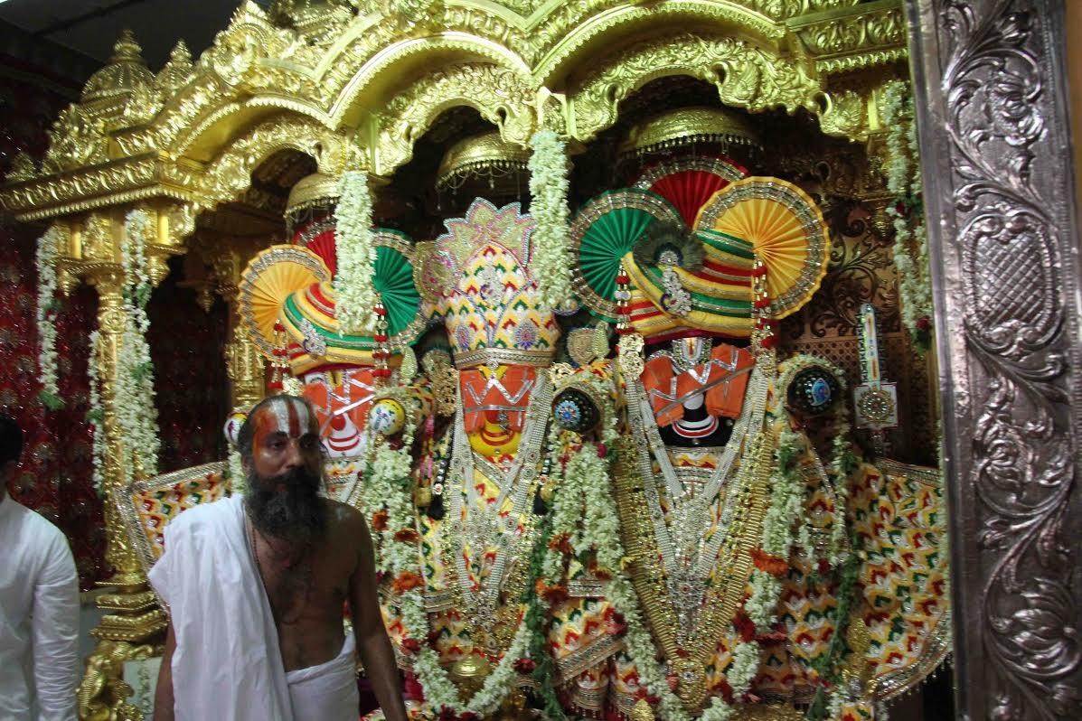 Rath Yatra 2020 in Ahmedabad to be a simple affair : Mandir Trustee