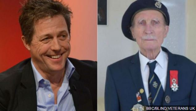 Hugh Grant offers a £1,000 reward for the return of a WW2 veteran's medals which went missing at a service station https://t.co/0GBB2Iwo5z
