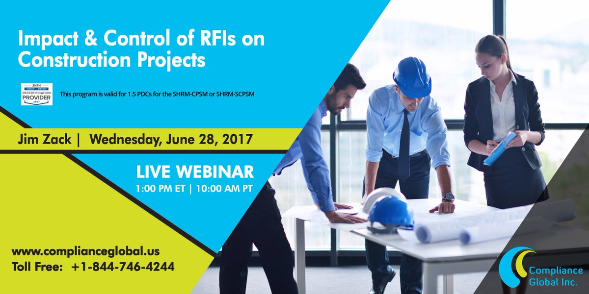 Gain an understanding of how the #RFI process can be abused. Live webinar on 28th June! Book quickly  http:// bit.ly/2sA1qFf  &nbsp;   #RIF<br>http://pic.twitter.com/1CJdcy478c