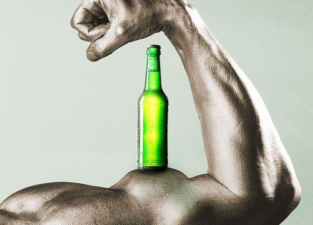 One MH writer gave up drinking for 100 days straight —here's what hap...