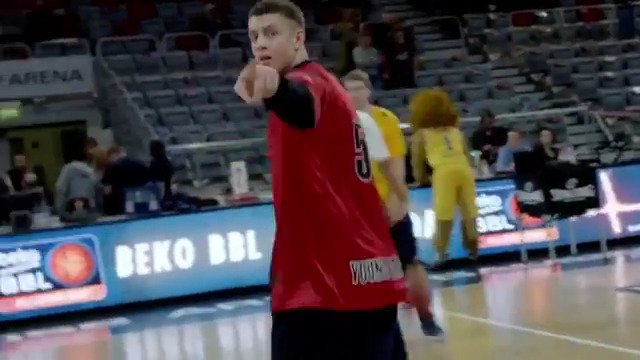 Who is Isaiah Hartenstein? GM @Dmorey tells us a little about @Ipjh55