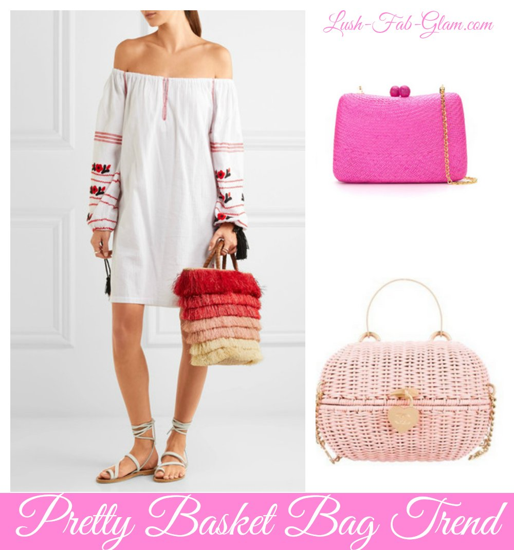 Fabulous Summer #Style Trends: Pretty Basket Bags.  http://www. lush-fab-glam.com/2017/06/fabulo us-style-trends-pretty-basket-bags.html &nbsp; …  #FashionFriday #fashion #fblogger #fbloggers #Trends #OOTD #WTW<br>http://pic.twitter.com/T3XMyBOgch
