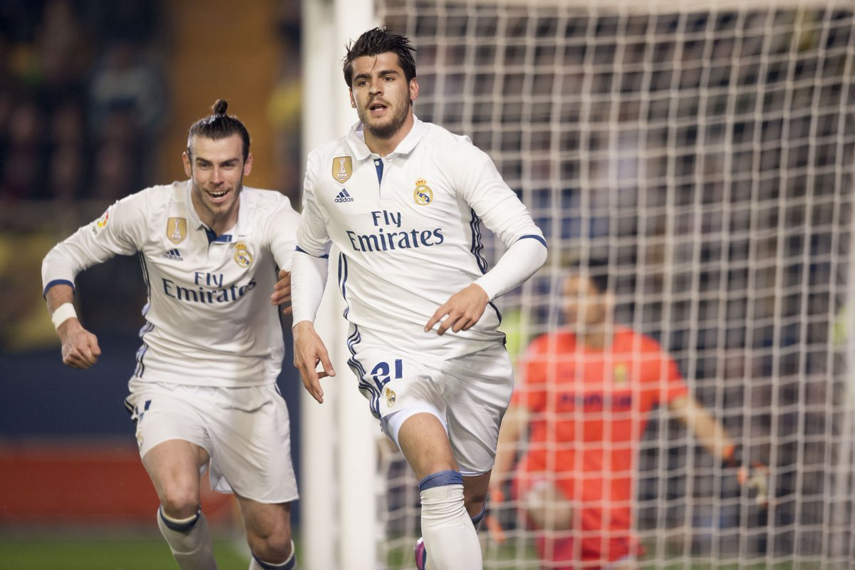 Alvaro Morata ignores Zinedine Zidane intervention to seal Manchester United transfer