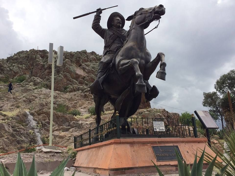 Viva Villa! Today in 1914 Pancho Villa took the state of Zacatecas in one of the most important battles of the Mexican Revolution.