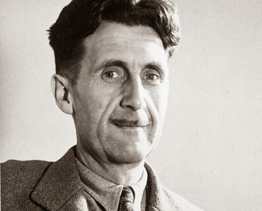 'In a time of deceit telling the truth is a revolutionary act.'   George Orwell, born #onthisday in 1903.