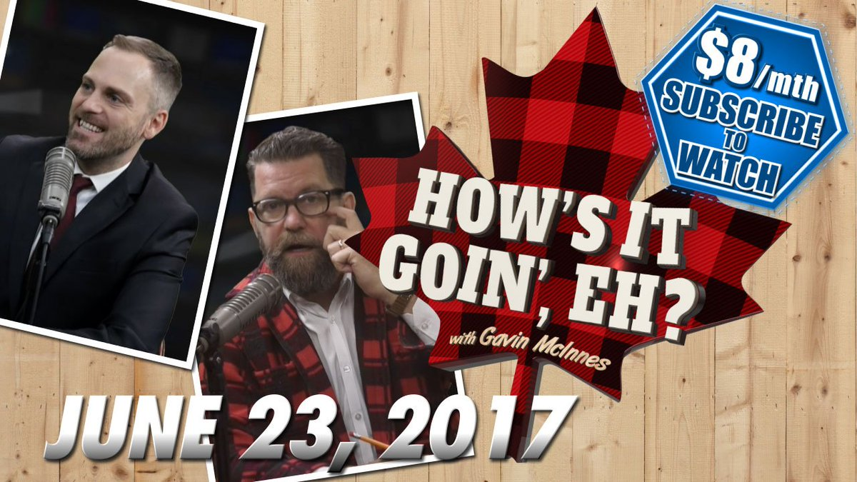 Yesterday's liberals are today's weirdos: @Gavin_McInnes w/@Chadwick_Moore @ThaddeusRussell —  https://www. therebel.media/gavin_mcinnes_ june_23_2017 &nbsp; …  #MAGA #tcot #politics <br>http://pic.twitter.com/SX6DBeZiTe