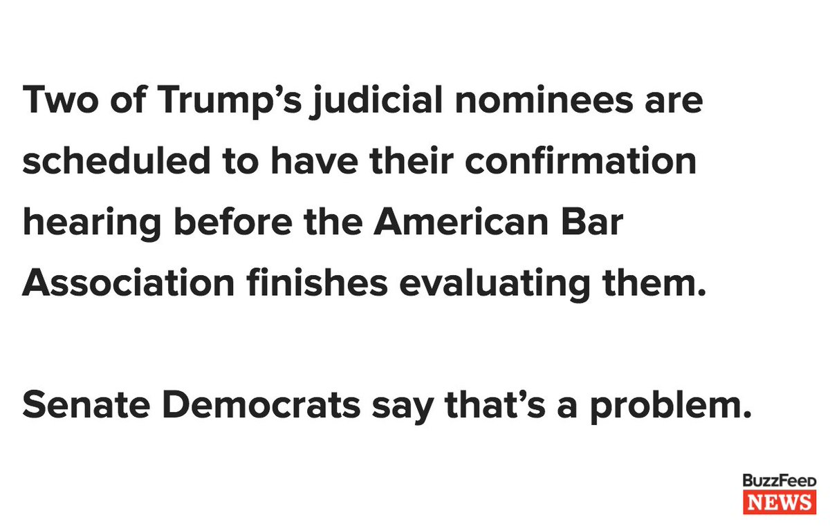 Democrats accuse Republicans of trying to rush through Trump's judicia...
