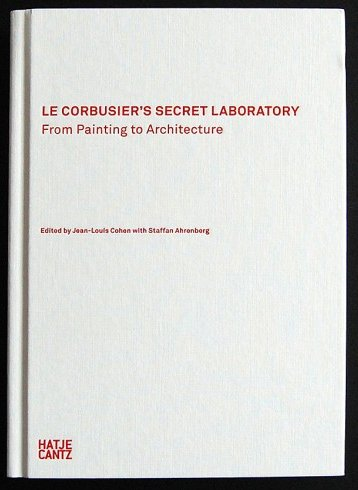 #Le Corbusier&#39;s Secret Laboratory | From Painting to Architecture  His fascination with mechanical objects and his search for poetic form! <br>http://pic.twitter.com/3AvTNHLDD3