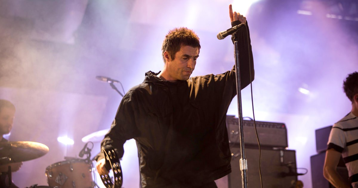 Liam Gallagher details first solo LP 'As You Were' alongside North Ame...