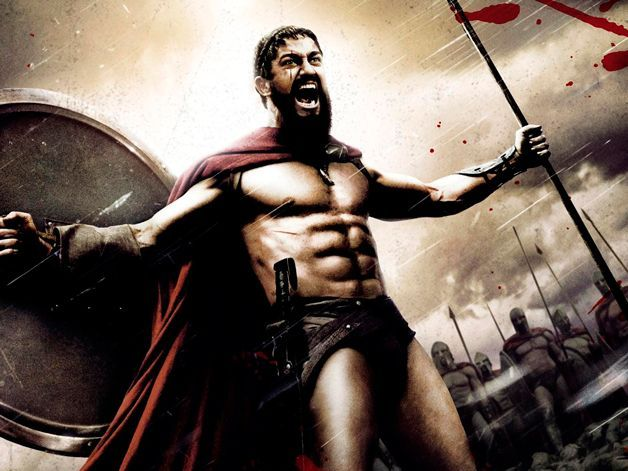 Want Hollywood muscle? Try this Spartan workout used by the cast of 30...