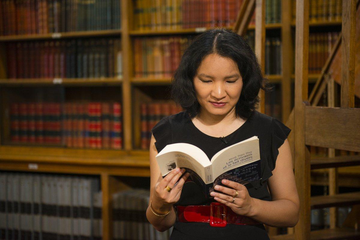 « Le terme de faits divers n'existe qu'en français » - Minh Tran Huy #BibliothèqueMedicis