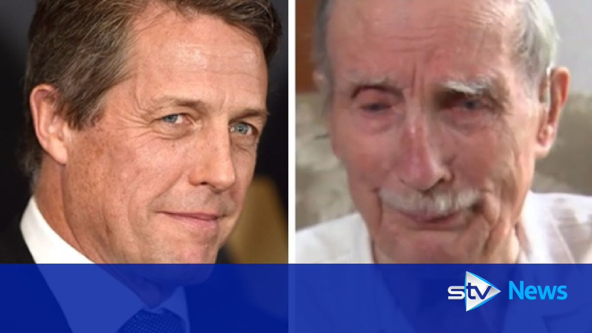 Hugh Grant offers cash reward for blind D-Day hero's medals https://t.co/XHqHdqI0FM