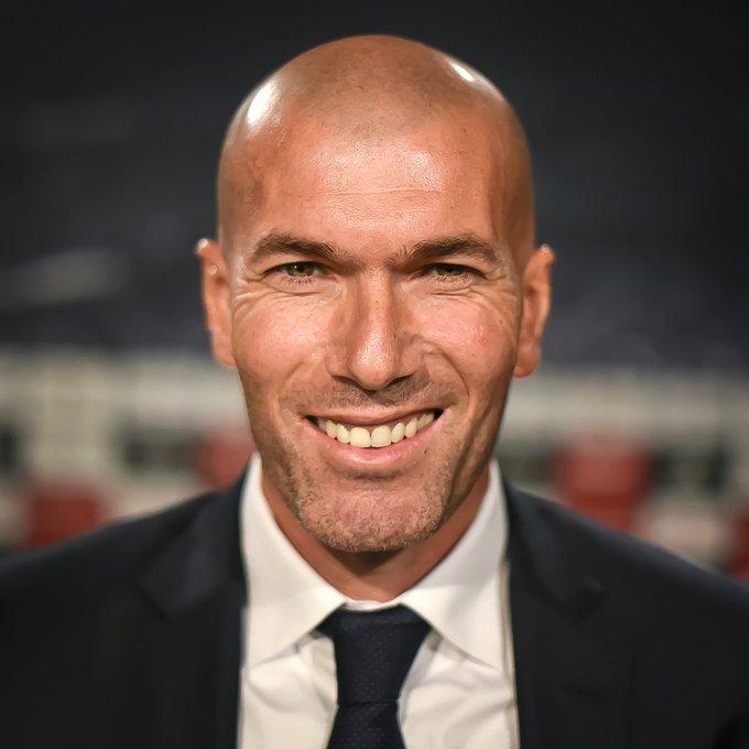 Feliz aniversário, meu amigo Zidane. Parabéns pela incrível trajetória como treinador. Um grande campeão, q sabe entender e gerir um grupo!