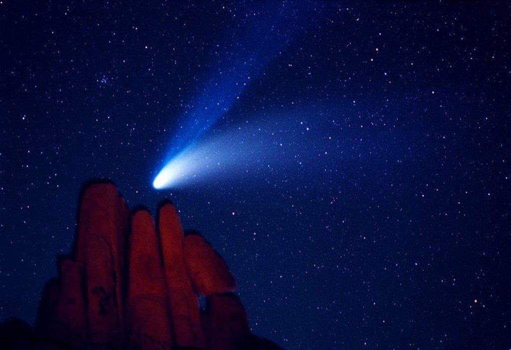 La Cometa ISON è tornata ON e continua la Diretta Streaming della Cometa di Natale