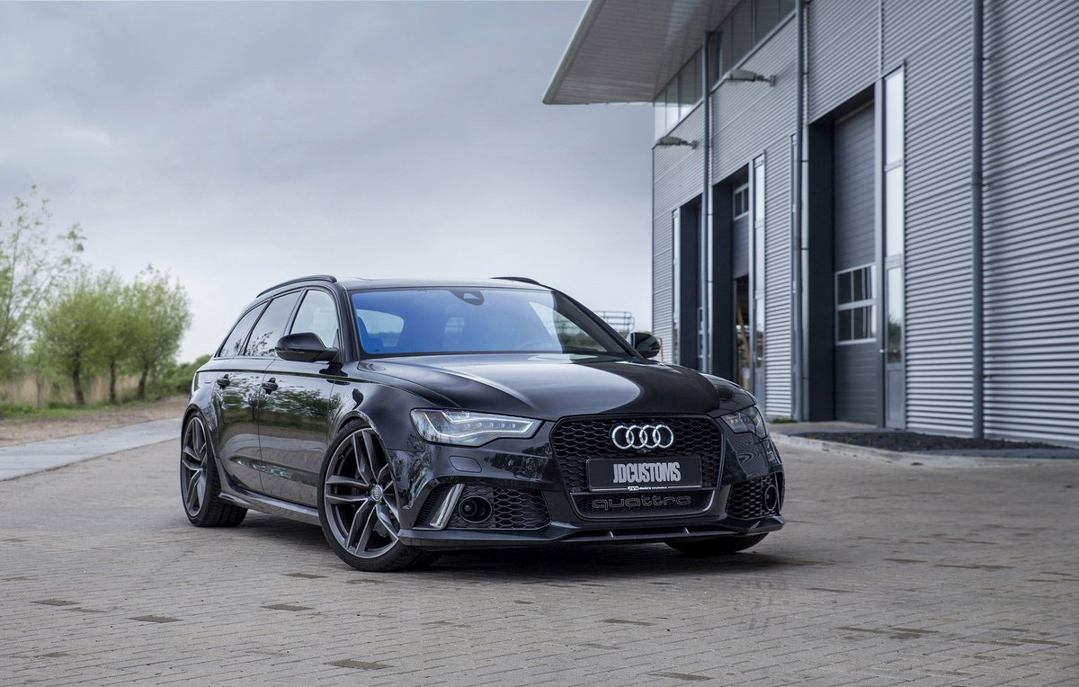 Blacked out @Audi #RS6 #Avant. Photo by NoortPhotography  https:// flic.kr/p/UdvPZU  &nbsp;   #AvantLove #WagonLove #FastFriday #ForbiddenFruit<br>http://pic.twitter.com/Dng2TBvLkg