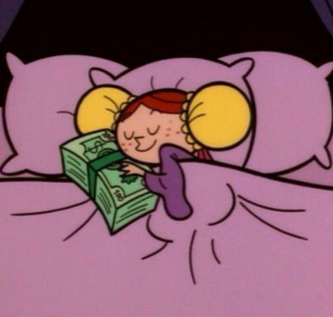Si me pagaran por dormir y andar todo el día en Twitter
