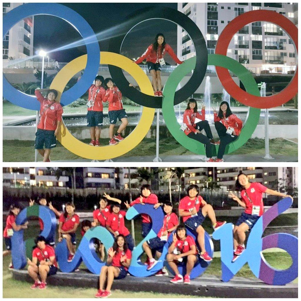 Happy Olympic Day  #rugby7s #Rio2016 #Tokyo2020 #sakura7s<br>http://pic.twitter.com/5VGUJO77U4