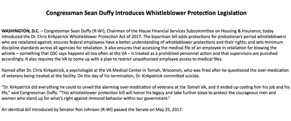 Sean duffy on twitter proud to introduce whistleblower 853 am 23 jun 2017 solutioingenieria Gallery