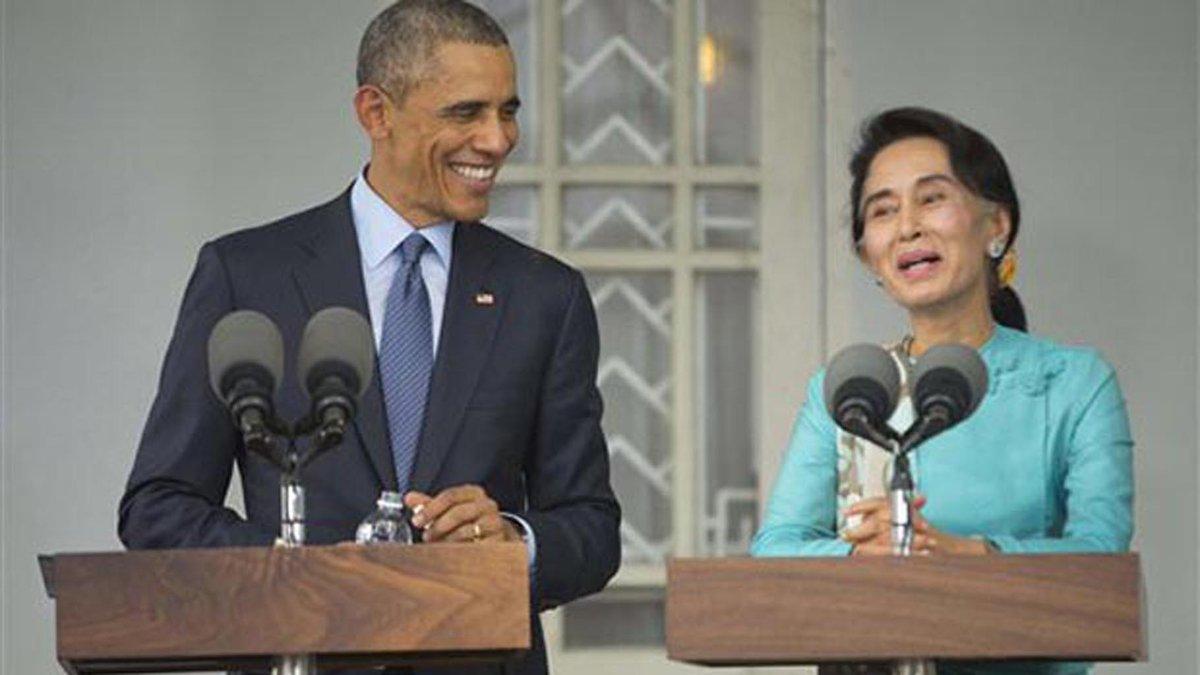 Hypocrisy of awarding #Nobel Peace Prize to #BarackObama and #AungSanSuuKyi | @BalkhiY | https://t.co/y4wzsM1UTq