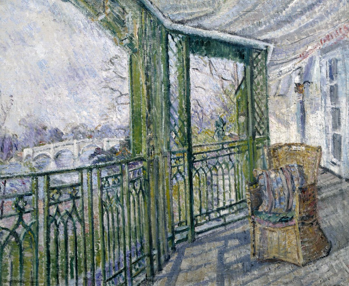 #TateWeather says it's going to be a relaxing on the balcony kind of weekend https://t.co/meS5xhrTsL