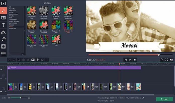 movavi video editor торрент полная версия