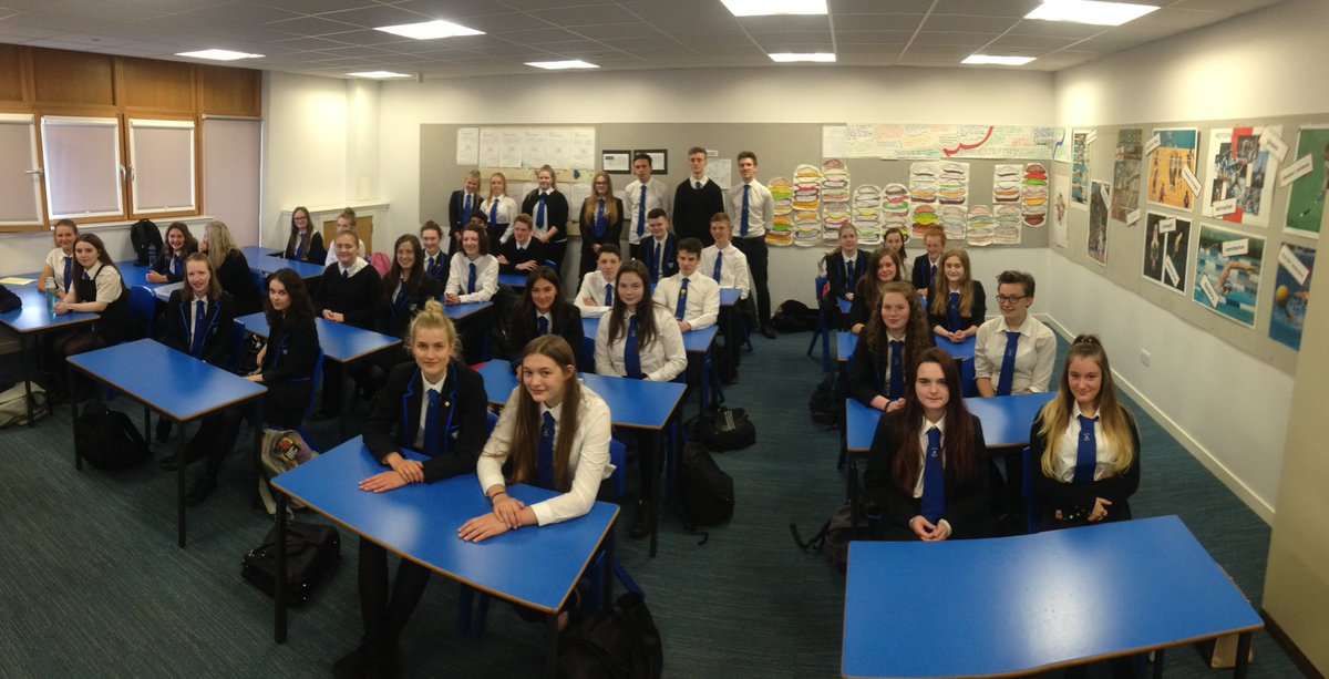 Our new prefect team. A fab bunch #ASPIRE <br>http://pic.twitter.com/ogZMcJo5Qf