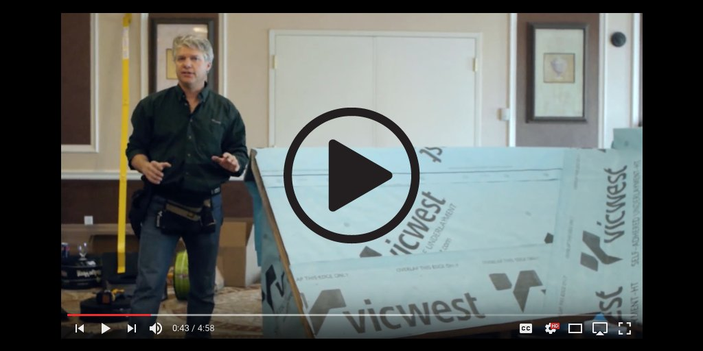 Summerside® Metal Shingle installation videos! Let&#39;s get started with Video #1, Roof Deck Preparation. #DIY #Roof   http:// hubs.ly/H07Lhmf0  &nbsp;  <br>http://pic.twitter.com/aVM8pQY4kS