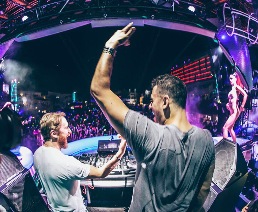 Going deep with @davidguetta &amp; @afrojack in #Ibiza  Check out their new track #AnotherLife   http:// afrojack.com/anotherlife  &nbsp;  <br>http://pic.twitter.com/Mr95hgtGQI